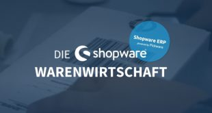 Pickware mit Shopware