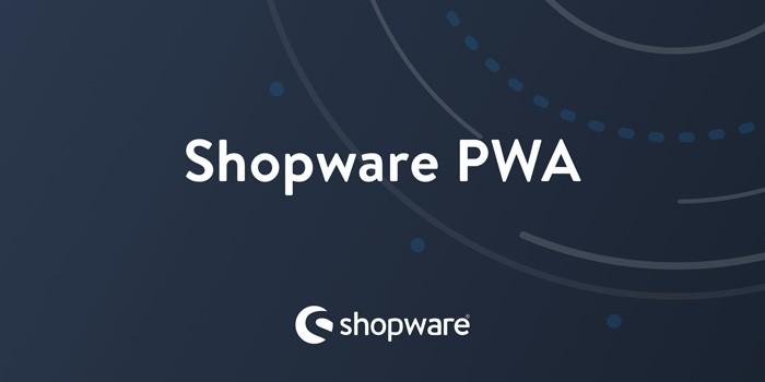 Shopware PWA