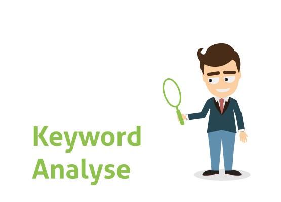 Keyword Analyse
