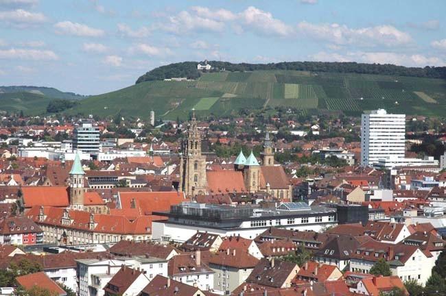 Heilbronn Innenstadt