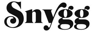 snygg logo