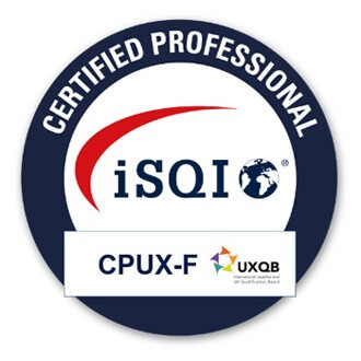 CPUX-F Certified Professional