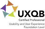 UX Certified Professional