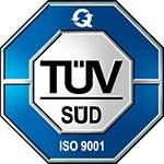 TÜV SÜD ISO-9001